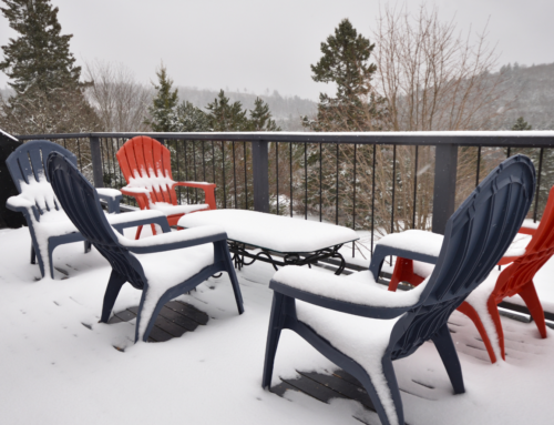 4 Steps to Prepare Your Deck for Winter
