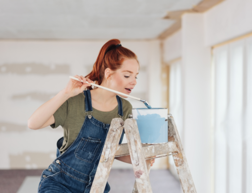 4 Common Mistakes People Make for DIY Painting Projects